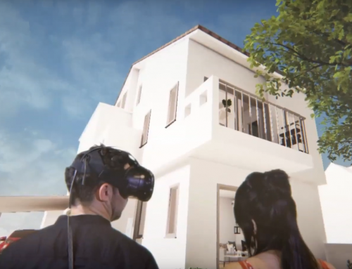 VR Real Estate Platform